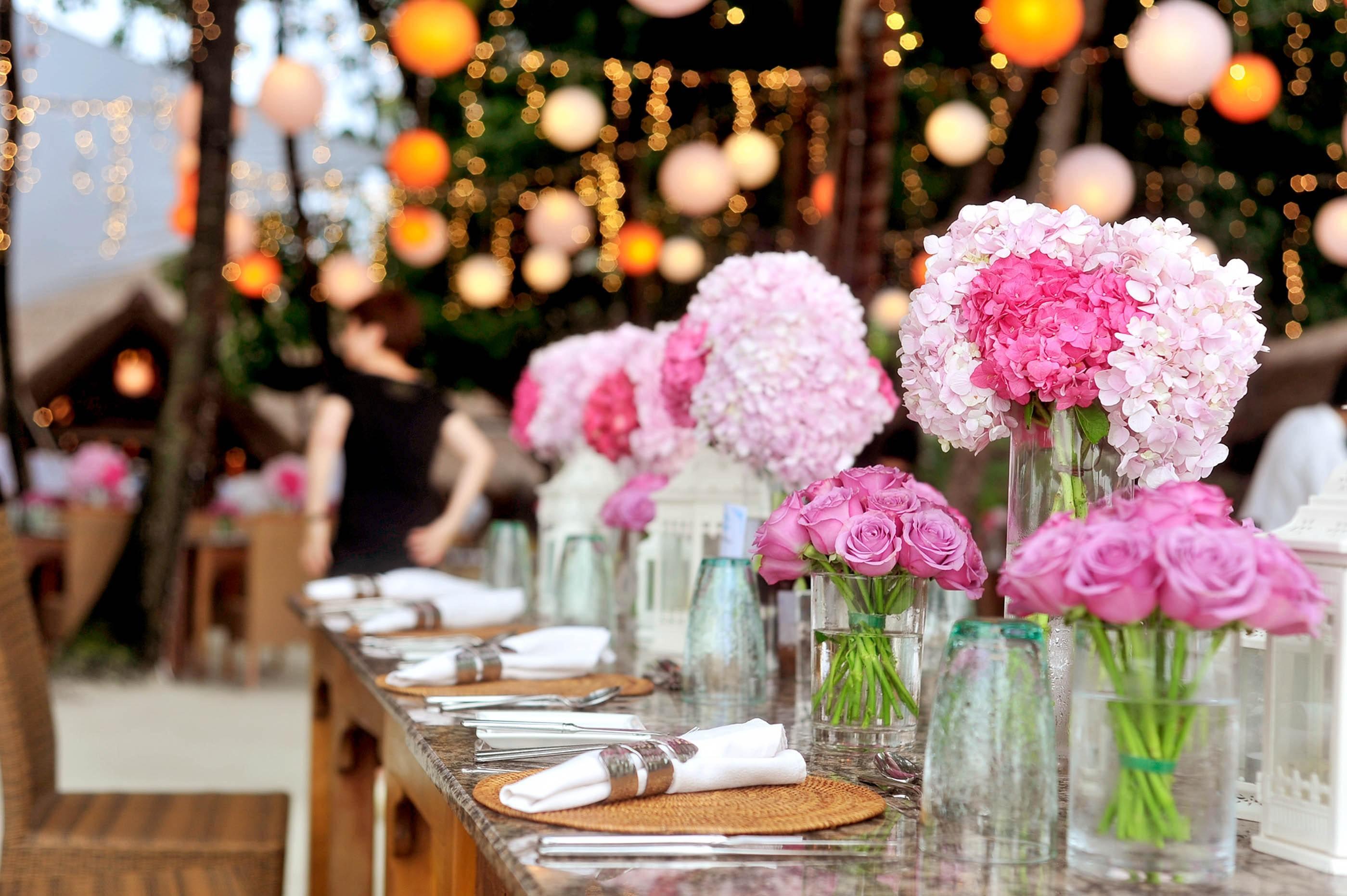 Bouquet celebration color 169190
